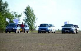 В Вятских Полянах выбрали самого высокого и низкого водителей