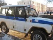 Слободскому полицейскому пришлось применить оружие
