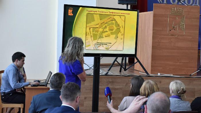 В Кирове обсудили вопрос установки памятника царской семье