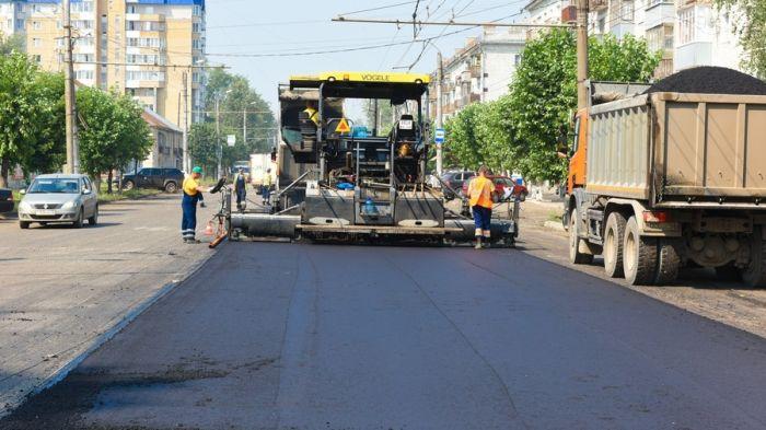 Ремонт дорог в Кирове планируется начать в мае