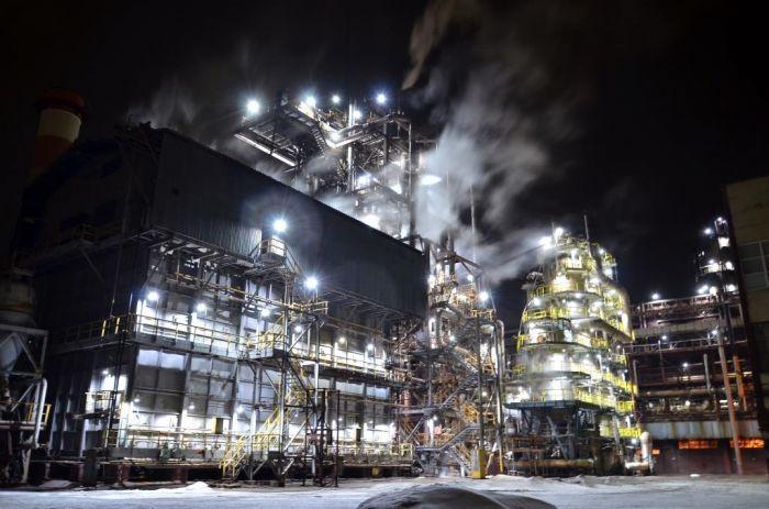 Филиал «КЧХК» выпустил 30-миллионную тонну аммиака