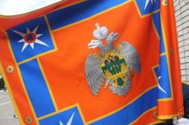 Главному управлению МЧС России по Кировской области вручат знамя