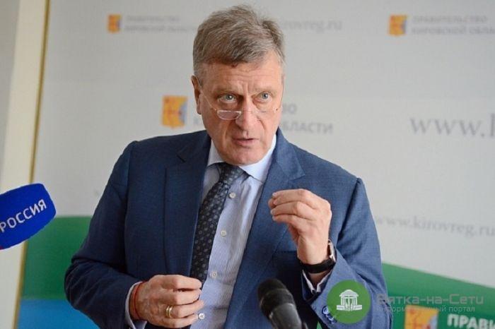 Игорь Васильев подведёт итоги своей работы на посту губернатора за 2 года