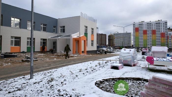 Шесть строящихся в Кирове детсадов почти готовы к сдаче