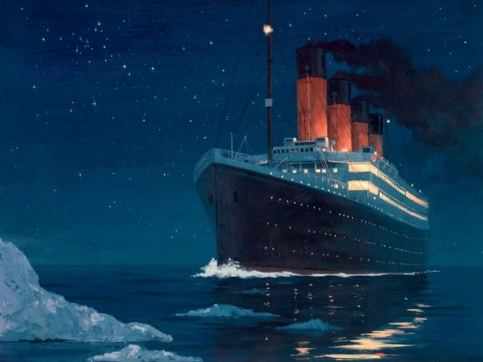 Кировчанам расскажут тайны «Титаника»