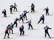 «Лыжня России - 2013»