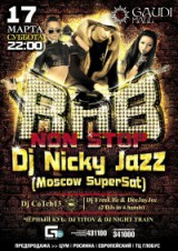 Dj Nicky Jazz => GAUDI HALL