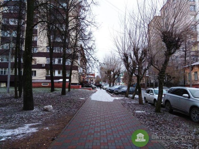 Конец осени в Кирове будет теплее климатической нормы
