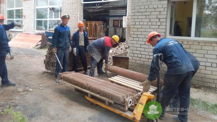 Школу-интернат и баню в Нововятске подключат к горячему водоснабжению
