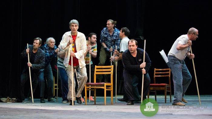 В Драмтеатре поставят пьесу «Лисистрата» древнегреческого драматурга Аристофана