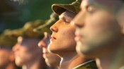 В осенний призыв из Кировской области отправилось служить 869 призывников