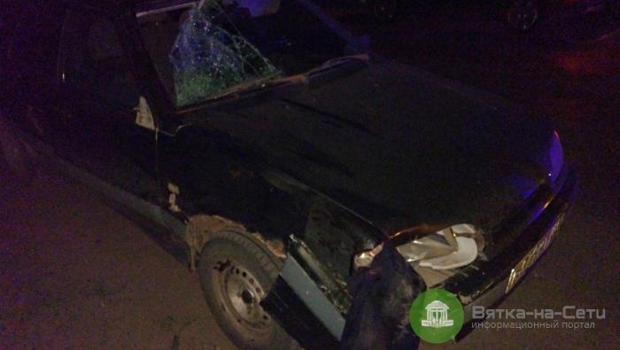 В Кирове насмерть сбили 58-летнего пешехода