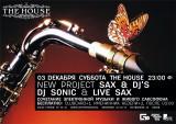 """""""SAX & DJ's"""""""