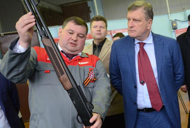 «Молот-оружие» запустил новую линейку охотничьего оружия