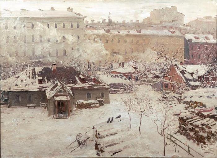 Вятский художественный музей открывает «Серебряный век» в Белгороде