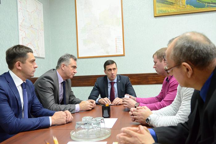 Делегация из Костромы посетила Кировскую область для обмена опытом в сфере здравоохранения