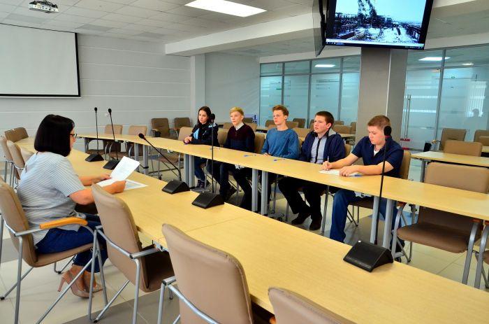 Студенты-«целевики» компании «УРАЛХИМ» начинают обучение в ВятГУ