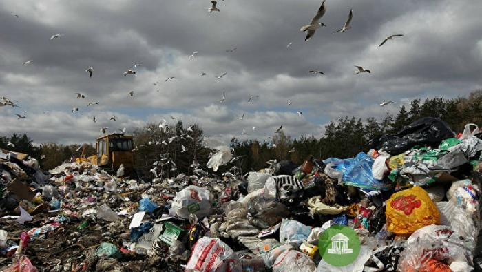 Полигон в Перекопе исключили из федерального реестра объектов размещения отходов