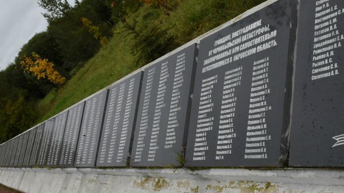 В Кирове почтят память участников ликвидации аварии на Чернобыльской АЭС