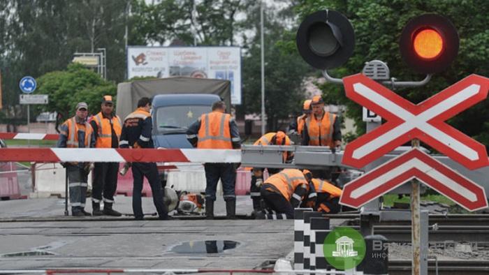 Движение по ж/д переезду на улице Лепсе временно ограничат