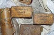 Житель Сободского раскопал во дворе 7 тротиловых шашек