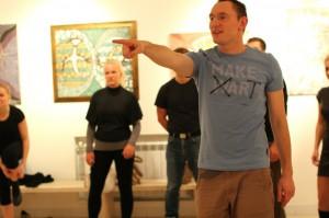 Открытые тренинги «Драматической лаборатории»