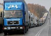 Владельцы большегрузов пополнят Дорожный фонд региона на 2 миллиона рублей