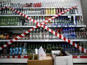 В Кирове запретят алкоголь по воскресеньям?