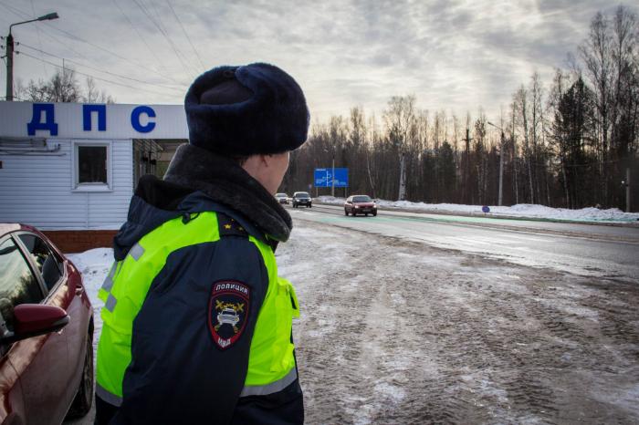 В праздничные дни будет усилен контроль за безопасностью дорожного движения
