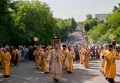 Паломники добрались до Великорецкого