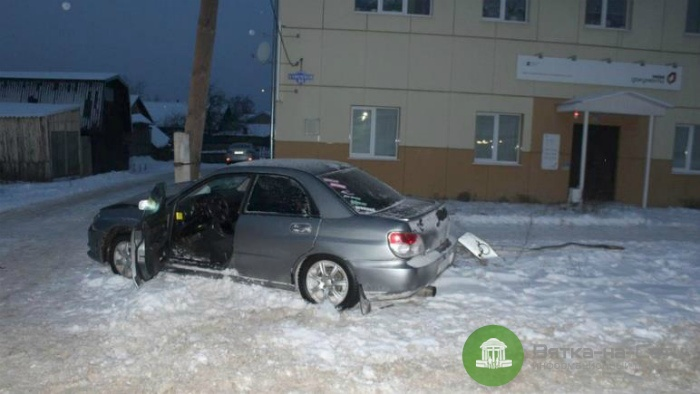 В Кильмезе пешеход погиб под колесами авто