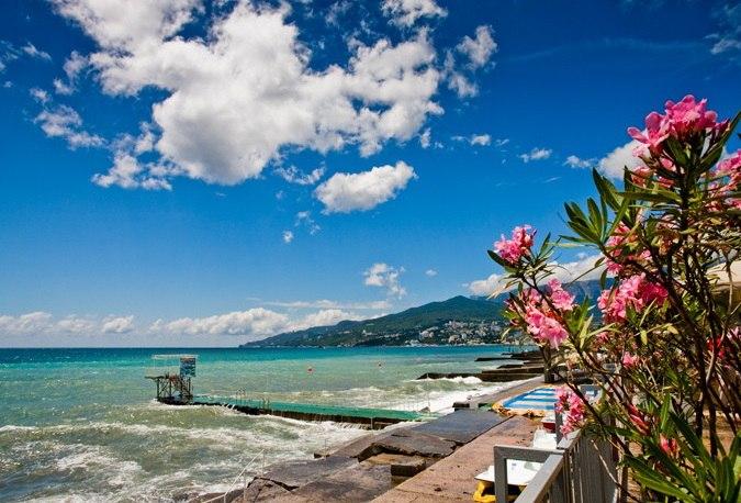 Крымские Сейшелы: Ялта - побережье, которому позавидуют лучшие курорты мира