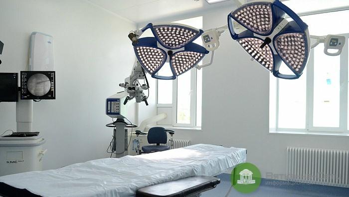 Операционные Центра травматологии отремонтировали по стандартам федеральных клиник