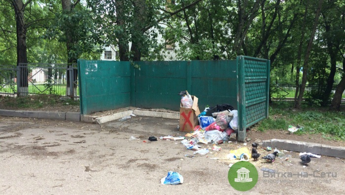 Жители частного сектора Кирова и Кирово-Чепецка будут платить за мусор с человека