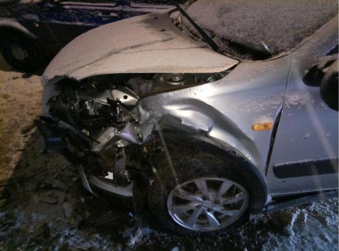ВКоминтерне случилось тройное ДТП: пострадал 4-летний парень