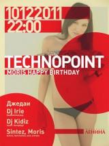 10.12.2011 Technopoint - Moris Birthday@Мармелад