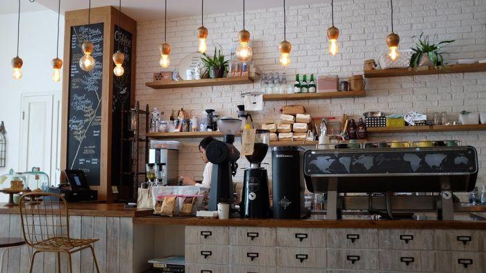 Идеи дизайна кафе и ресторанов