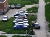 «Газон под колёсами»: 676 штрафов за три месяца