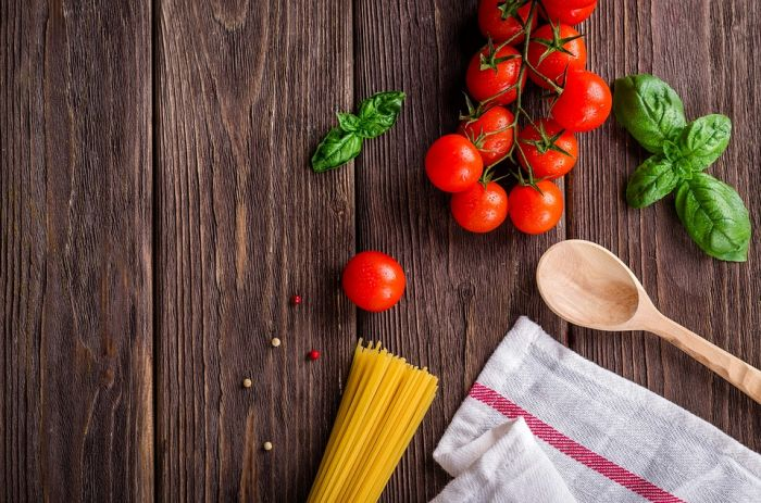 Готовим соус для спагетти (пасты)