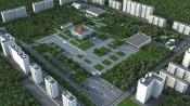 После строительства Дворца спорта любые застройки в районе будут запрещены