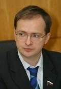 В Киров приехал министр культуры РФ Владимир Ростиславович Мединский