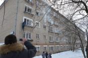 """Во время """"Лыжни России-2013"""" в Нововятске случился страшный пожар"""