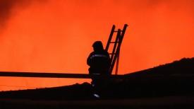 Ликвидаторов последствий пожара в Нововятске представят к наградам