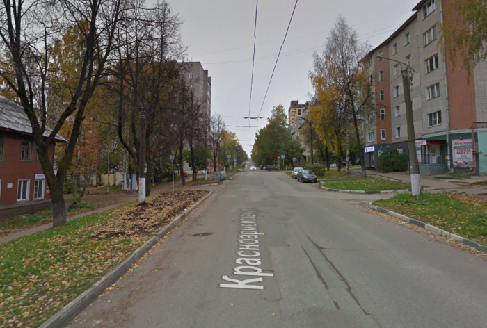 Движение транспорта по улице Красноармейской ограничено до 18 декабря
