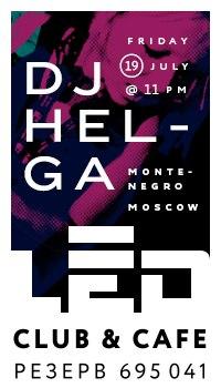 HELGA (Montenegro / Moscow)