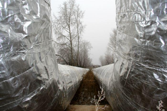 В Кирове на проблемных теплотрассах обновят изоляцию