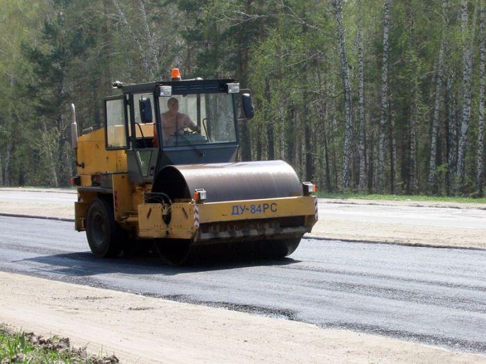 В Малмыжском районе началось строительство автодороги