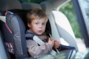 Детей от гибели спасли детские кресла