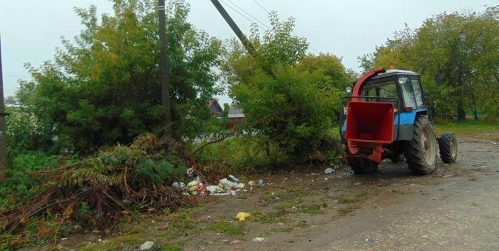 В Кирове продолжается борьба с несанкционированными свалками
