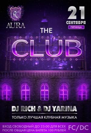 DJ Rich & DJ Yarina!
